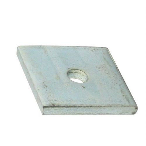 Pack of Extra Heavy Duty 100 Square Plate Washer M8